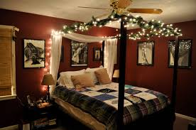 Diy Christmas Decorations For Your Room Christmas Decoration Ideas To Make Lights Bedroom Wowicunet How