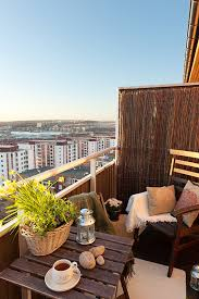 Decorating A Small Apartment Balcony by Apartment Balcony Small Closed Staradeal Com