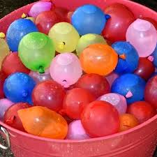 water balloons rapid fill magic water balloons fill and seal 100 water