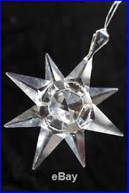 swarovski ltd annual edition snowflake
