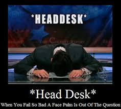Head Desk Meme - rachel rawlings author of paranormal urban fantasy