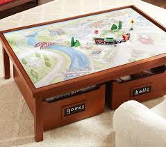 Kids Activity Table With Storage The Best Train Table For Kids With Plenty Of Storage Train Table