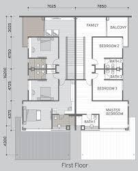 cluster home floor plans the purple field precinct floor plan property johor bahru