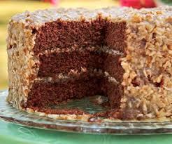 trisha yearwood u0027s german chocolate cake with coconut frosting