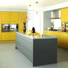 gray and yellow kitchen ideas grey and yellow kitchen stylish yellow and gray kitchen ideas in