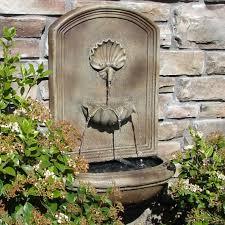 Garden Fountains And Outdoor Decor Garden Luxury Rock Fountains Napoli Outdoor Decor Plus Images For