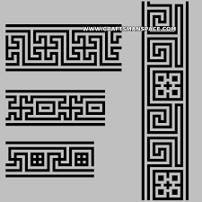 ancient key patterns