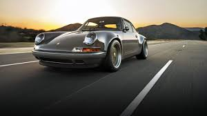 classic porsche models is the porsche 911 4 0 by singer the greatest car you can buy