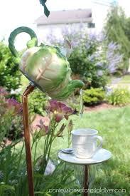 Outdoor Garden Crafts - 393 best funky garden art images on pinterest garden ideas