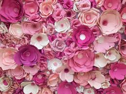 wedding backdrop flowers paper flower backdrop paper flower wall photo booth