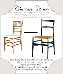 chiavari chairs charmed by a chiavari dining chairs with a history