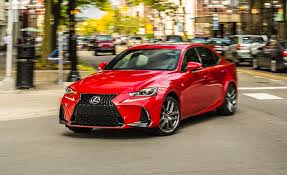 lexus is300 turbo vs 2017 lexus is200t f sport test u2013 review u2013 car and driver