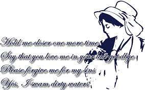 Dave Matthews Love Quotes by Song Lyric Quotes In Text Image I U0027ll Be Waiting Adele Song