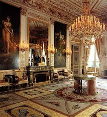 Empire Style Interior Hôtel De Beauharnais Napoleon Org