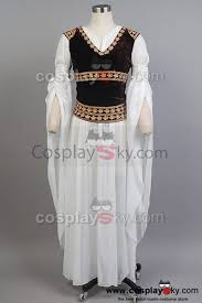 Lord Rings Halloween Costume Lord Rings Eowyn Shield Maiden Dress Costume