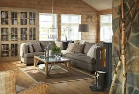 swedish home interiors warm and comfortable swedish wooden house interior modern