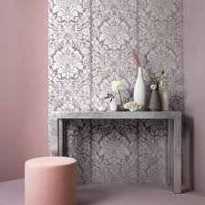 Red Damask Wallpaper Home Decor Damask And Toile Wallpaper Wallpaper U0026 Borders The Home Depot