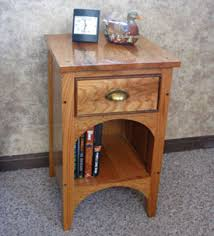 build an oak and walnut nightstand extreme how to