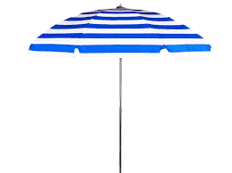 White Patio Umbrella Blue And White Patio Umbrella Outdoor Goods