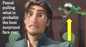 Tangled Meme - tangled pascal and flynn meme by moviememes on deviantart