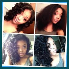 wanded hairstyles favorite easy style natural hair wanded on blow dried hair
