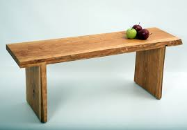 Indoor Wood Bench Plans Furniture U0026 Accessories Design Of The Wood Slab Benches Ideas