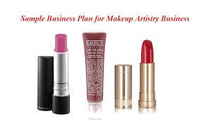 sle business plan on fashion designing makeup artist business plan sle writing guidelines