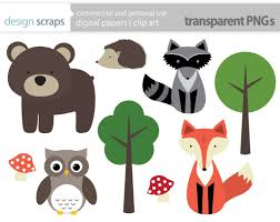 forest animal cliparts free download clip art free clip art