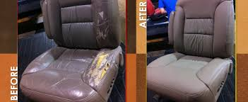 Car Interior Cloth Repair Cajun Color U0027s Leather Specialties