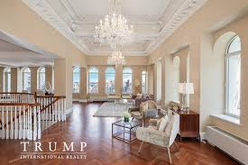 penthouse donald trump president donald trump s trust lists trump park avenue penthouse for