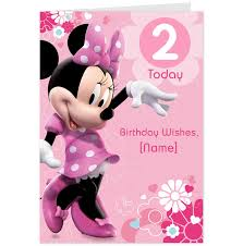 mouse bday invitations
