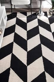 Striped Indoor Outdoor Rugs by Floor Rug Surprisingutdoor Rug Black And White Images