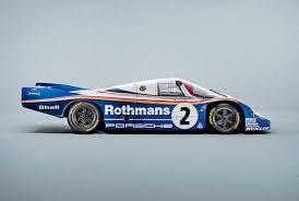 rothmans porsche 956 it racing u2014 porsche le mans legends porsche 956 c 2 1982