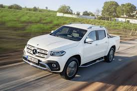 mercedes x class official details pictures and video of new