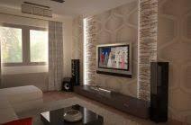 steinwand wohnzimmer streichen szene steinwand wohnzimmer braun steinwand wohnzimmer braun 2