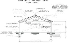 cabin blueprints free free pole barn plans with material list small cabin blueprints free