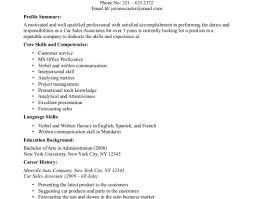 inside sales resume resume for sales manager sle cv sales manager resume cover