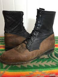 boots us sale justin two tone color leather western cowboy boots