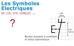 Tout Savoir Sur Les Normes électriques Françaises Les Symboles électriques Et électrotechniques