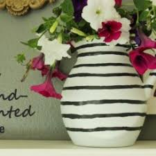 How To Paint A Flower Vase 10 Diy Hand Painted Mugs A Great Gift For Everyone