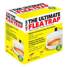 amazon com victor m230a ultimate flea trap home pest control