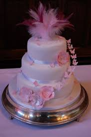 pink butterfly wedding cake timeless cakes