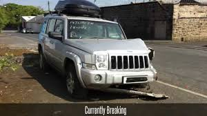 jeep commander 2013 interior jeep commander 2006 limited 3 0 auto breaking for parts youtube
