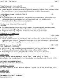 100 paralegal resume examples student and internship resume