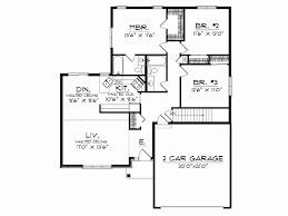 best one story floor plans one story floor plans beautiful house plans bedroom one story
