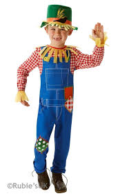 rubies mr mrs scarecrow fancy dress costume kids world book day