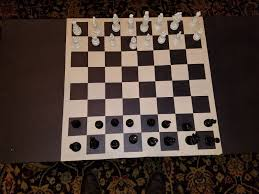 how to set up chess table chess table set up table designs