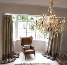 Curtains On Bay Window Curtains Windows With Curtains Inspiration 25 Best Ideas About Bay