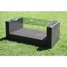 canape de jardin en resine tressee pas cher salon de jardin en résine tressée pas cher en promotion