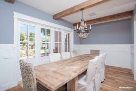 cottage dining room with chandelier by kaitlyn c hunt zillow